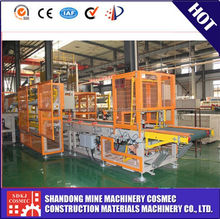 automatic clay brick cutter SQT500*300 widely used china clay brick making machine