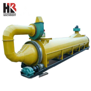 Dry to 10% Below Wood Chipping Sawdust Air Flow Pipe Dryer/Pellet Machine
