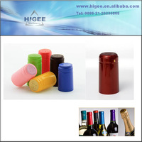 Colorful Aluminum Plastic Capsule