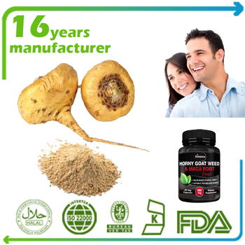 Herbal Sex Product Maca Root Extract powder