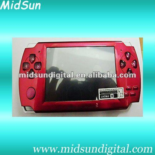 "5"" HD touch screen mp5 game player pmp with TV out"