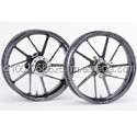 Galespeed Type-M 10 Spoke Magnesium Wheel Set