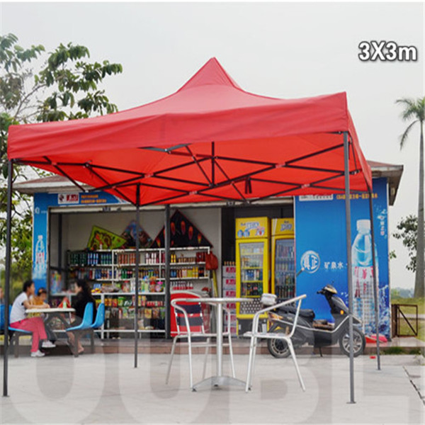 10x10 feet tent Outdoor market tent folding canopy advertising shelter gazebo