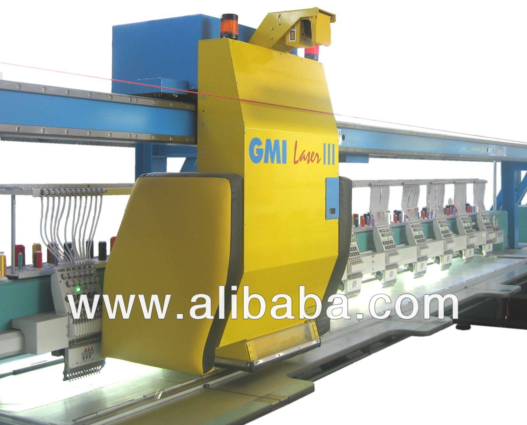 GMI Laser III laser cutting machine