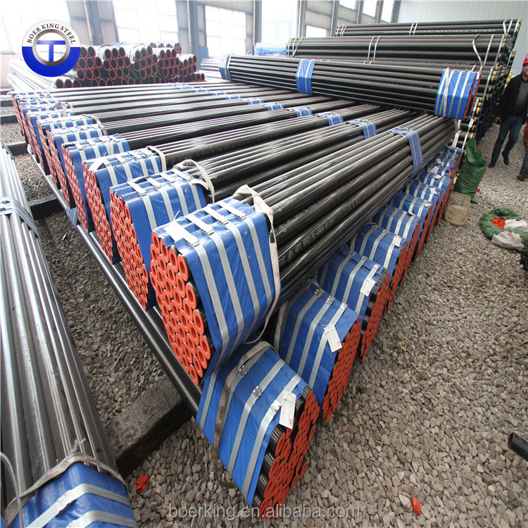 API spec 5L Seamless carbon steel pipes for conveying gas, water and petroleum