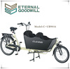 High quality inter 3 speeds 26inch cargo bike/tricycle with 2 wheels UB9016
