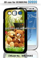 3d silicone case for samsung galaxy s3,Hot sale cheap western cell mobile phone cases for Samsung S3