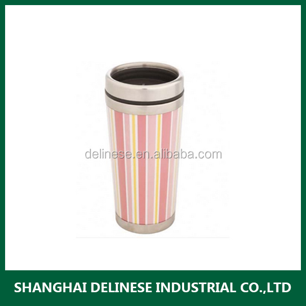 stainless steel travel mug inserts