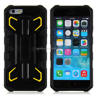 Rocket combo case for iphone 6,stand armor case for iphone 6