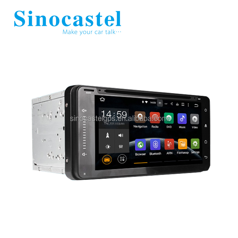 6.95 Inch Android 5.1.1 Car DVD Player For ToyotaINNOVA 2009 With GPS