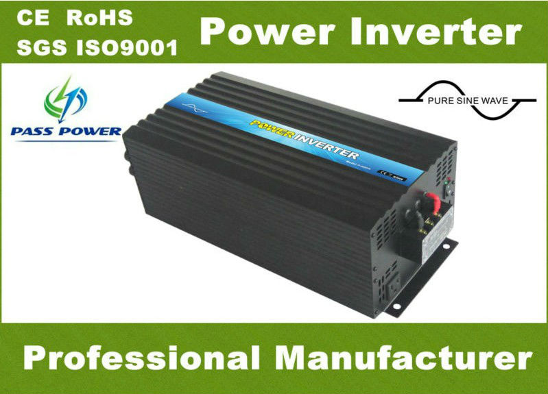 5000W Solar Battery Charger Inverter, Inverter 5kw with Charger 24V10A One Year Warranty