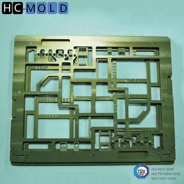 high precision spare parts manufacture fixture for tablet PC stainless steel aluminum alloy products