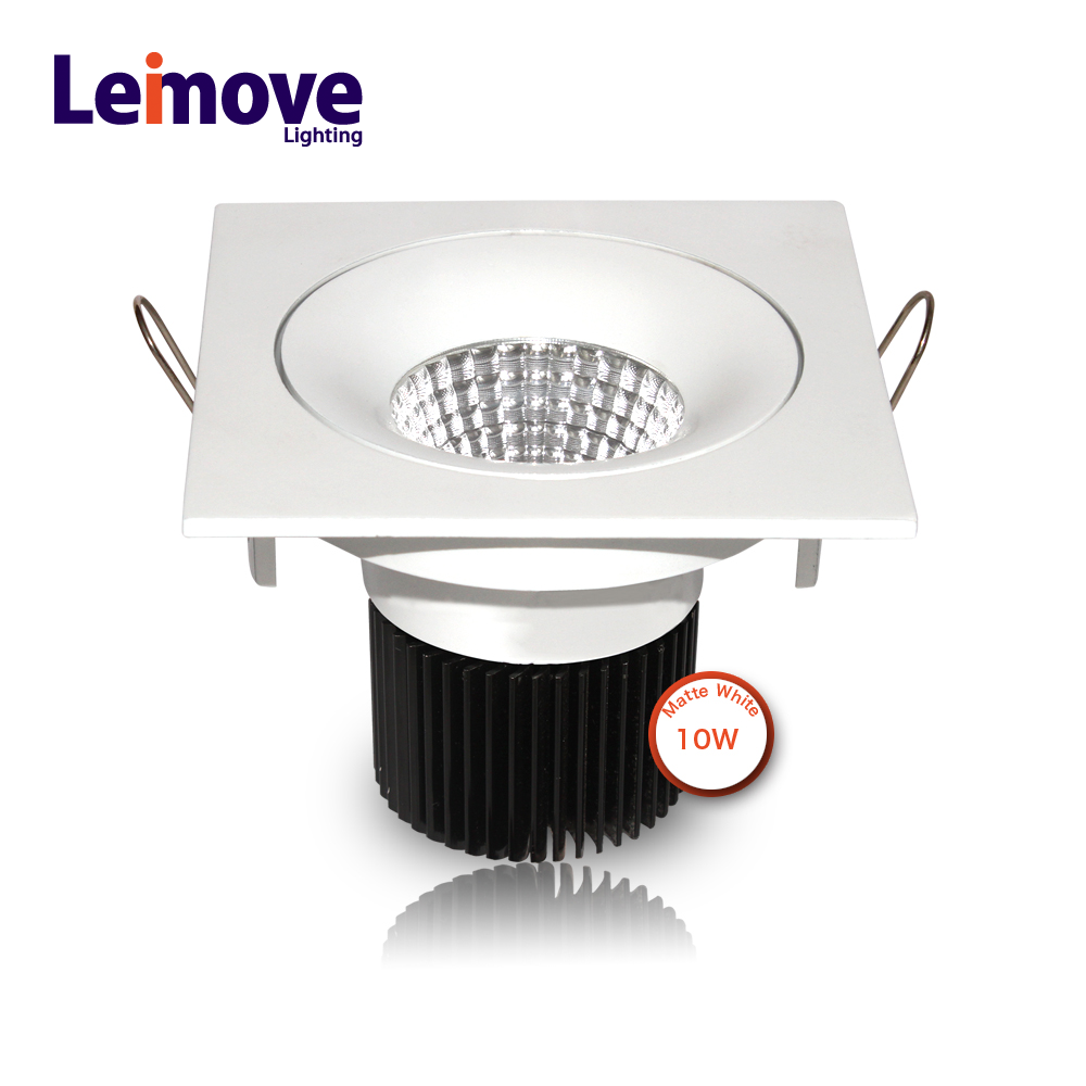 HOT retrofit guangzhou led light downlight with 100mm cut out
