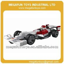 153pcs Knex-Racing car Series Building Toys for Boys