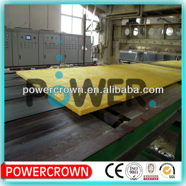 glass Wool Insulation panels building material price/Glass Wool Thermal And Acoustic Insulation