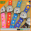 2015 Fancy spinning top children toy watch wholesale new arrival cheap children watch