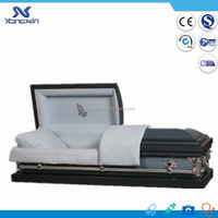 China made high quality metal coffins and caskets (YXZ-21030)
