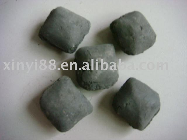 FeSiMn balls(the substitute of FeSiMn lumps )for high quality steel