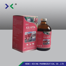 veterinary medicine Multivitamin injection for animal use