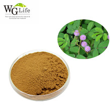 100% soluble Mimosa Hostilis Root Bark brown yellow Extract Powder