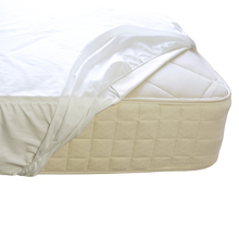 Factory Wholesale Hospital Twin bed Waterproof Medical Mattress Pad Protector