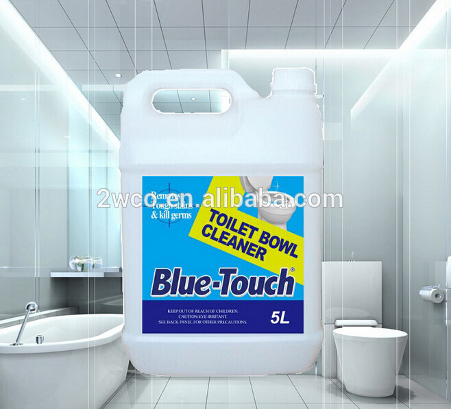 Wholesale Antibacterial Toilet Bowl Cleaner for house and hotel