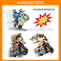 2013 New rc toys ! 1:43 4CH Infrared Mini rc motorbike