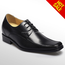 official black shoes for men / navy blue leather shoes / unique casual shoes for men J2951A