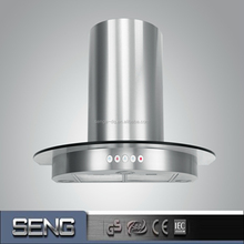 SENG stainless steel awesome cabinet wall mounted range hood