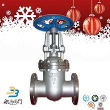 "5"" inch flange resilient seal 150lb forged steel gate valve"