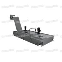 shuangxtech cnc chain plate conveyor system