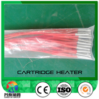 industrial electric cartridge seal bar heaters