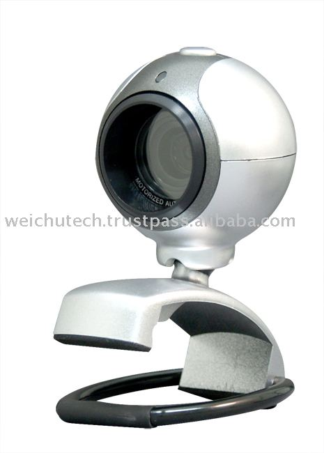 Weichu Taiwan-Real 1. 3mega Pixels Web Camera With Auto Focus