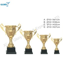 The Golden Cup Soccer Trophy Maker in China