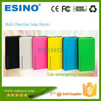 12v car emergency tool fashion lady gift safe quality ultra slim mini portable jump starter