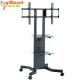 Made in Taiwan [FOGIMOUNT] LCD / Plasma TV Mobile Stand with Castors & Tray 32~50""