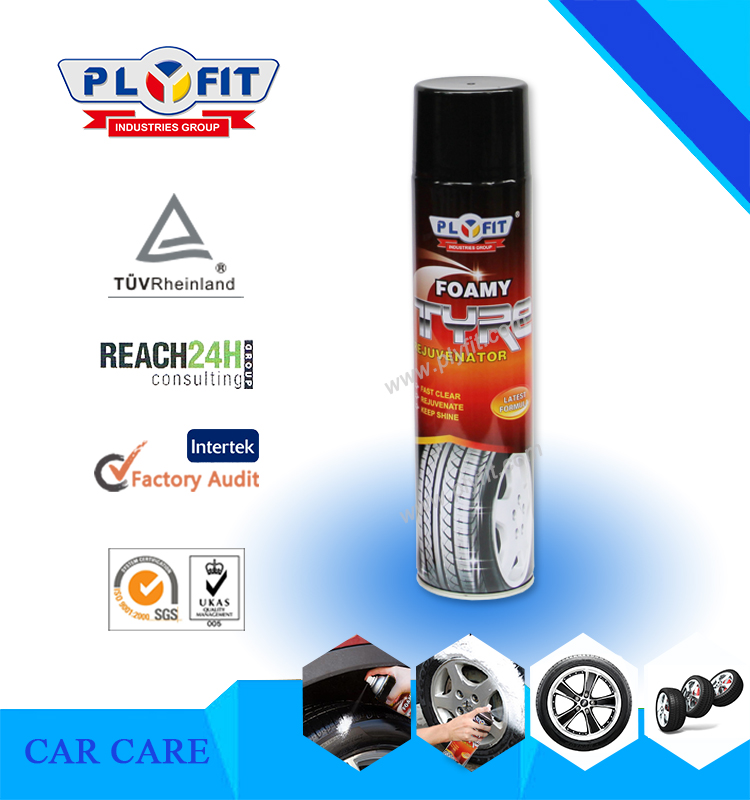 2017 New Product Car Cleaning Product Wheel Cleaner