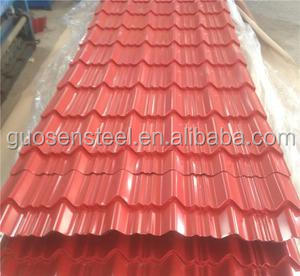 All types of steel sheet/ color corrugated steel sheet/ galvanized corrugated steel sheet