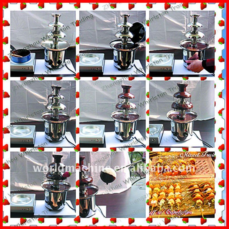 2013 Very Hot Chocolate Tempering Machine