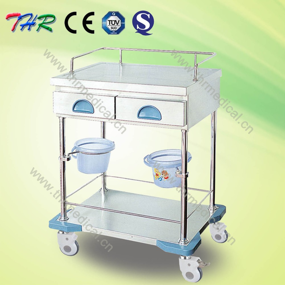 THR-ZY101-II Hospital Medical Treatment rolling Cart