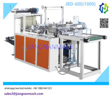 Fully automatic plastic carry bag making machine, biodegradable plastic carry bags, polyethylene carry bag making machine
