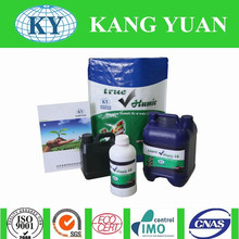 KY Top grade Sodium humate basal fertilizer and top dressing fertilizer