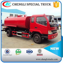 DONGFENG 4*2 120hp 6ton 6000L Water Sprinkler Truck for Fire Fighting