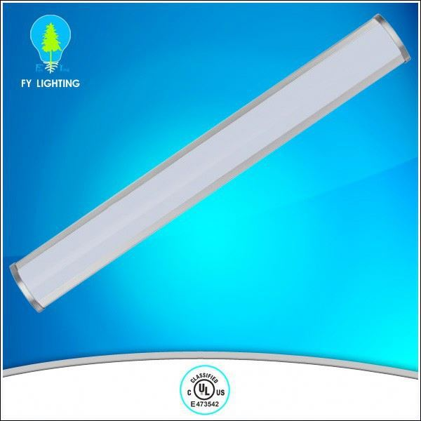China supplier good quality 120w led high bay light 1.2m length CRI>80Ra strip cover for industrial lighting