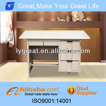 Hot selling office laminate executive desk furniture in penang