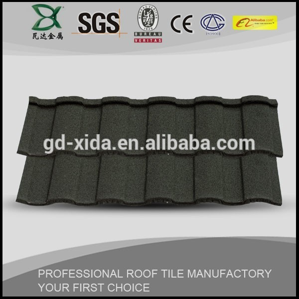 Colorful stone coated metal roof tile,residential metal roofing sheets prices