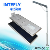 2016 All in one solar led lights solar kits energy saving outdoor led lighting from Intefly China supplier