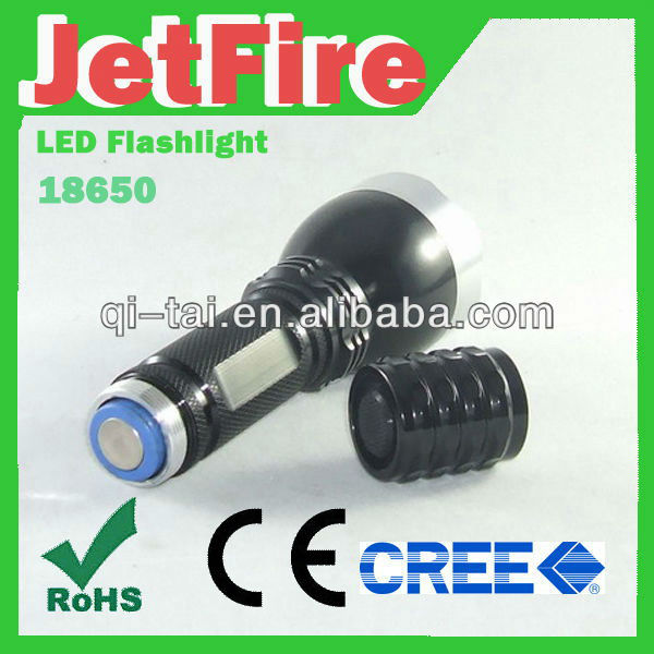 Rechargeable Plastic LED Torch cree flashlight led flashlighting led flashlight