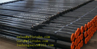 threaded steel pipe seamless, oil casing pipe, API 5CT smls pipe