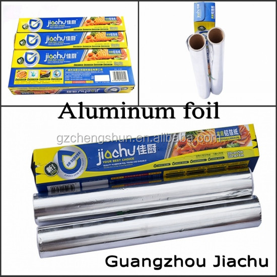 Takeaway Food Packaging Best quality Household Aluminum foil